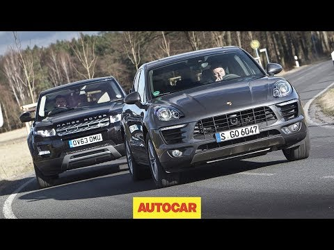 Porsche Macan vs Range Rover Evoque