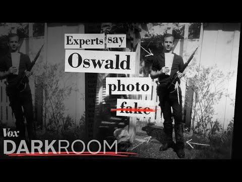 Are These Famous Photos of Lee Harvey Oswald Fake?