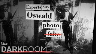 Why people think this photo of JFK's killer is fake