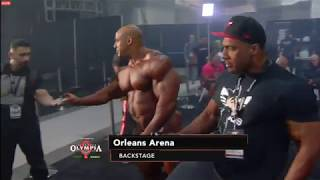MR OLYMPIA 2018 Saturday Finals - Streamed Part 1