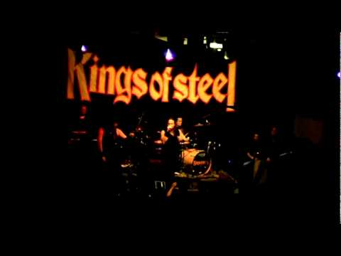 Kings Of Steel - Blood OF The Kings (Manowar Cover)