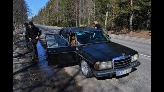 W123 Katsastus & Tuuloksen cdlc Season Opening 2018