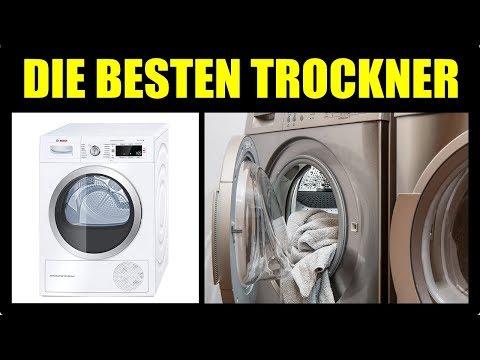 ► WÄSCHETROCKNER TEST 2018 ★ Waschtrockner Siemens, Kondensator Trockner ★ Wärmepumpentrockner Test