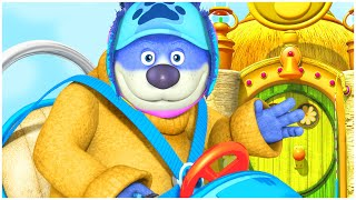 Cartoon For Kids | Road Safety | Compilation | Everythings Rosie
