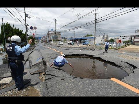 Σεισμός 6,1 Ρίχτερ με τρεις νεκρούς στην Ιαπωνία — Πάνω από 200 οι τραυματίες (βίντεο)