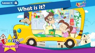 Bài 11_ (A) nó là gì? - Cartoon Câu chuyện