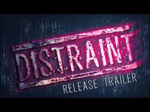 DISTRAINT - Release Trailer thumbnail