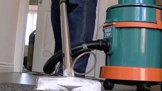 Vax 2100 Multifunction Vacuum Cleaner Carpet Washing Demonstration