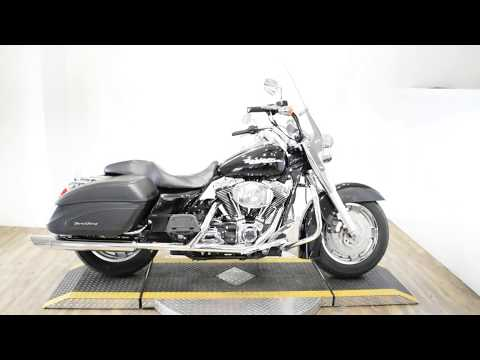 2005 Harley-Davidson FLHR/FLHRI Road King® in Wauconda, Illinois - Video 1