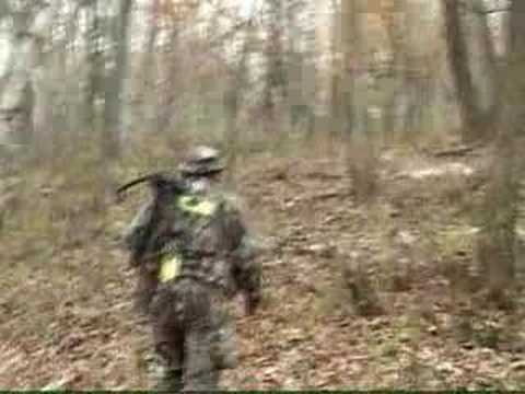 Hunting With Rutting Ridge Outfitters Video Part 2