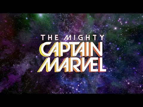 Mighty Captain Marvel (Featuring The Pretty Reckless) | MTW
