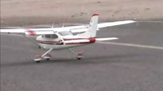 preview picture of video 'Aeromodelismo Peru / Uyuyuy - Ernesto / Cessna 140'