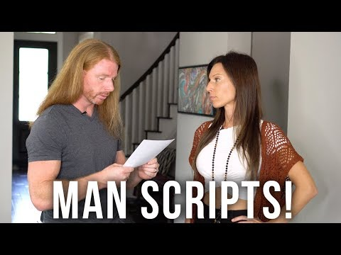 MAN SCRIPTS - How to Never Get In Trouble With Her Again