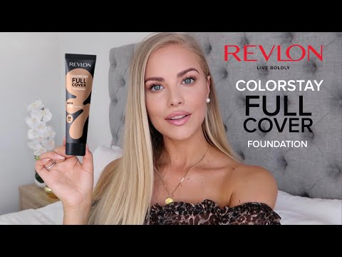 ColorStay Full Cover Foundation by Revlon #9