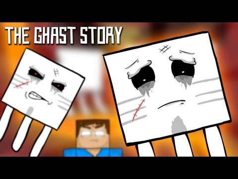 Minecraft Mob Stories - The Ghast