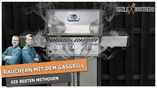 Räuchern mit dem Gasgrill | Smoken mit dem Gasgrill