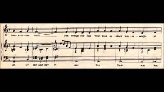 Bernard Drukker - Helaas, Het Is Voorbij (1952)