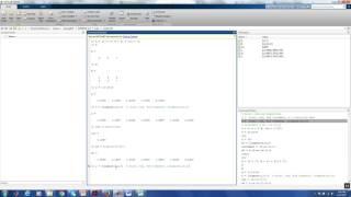 Creating Arrays in Matlab