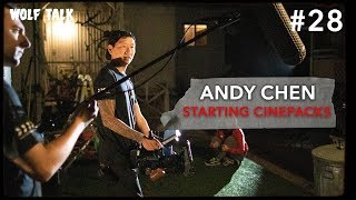 How Andy Chen and I Started CinePacks  | EP. 28