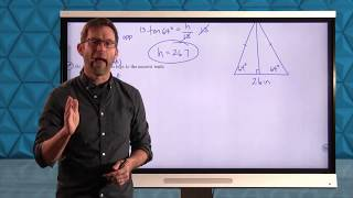 Common Core Geometry.Unit #8.Lesson #4.Solving For Missing Sides Of A Right Triangle