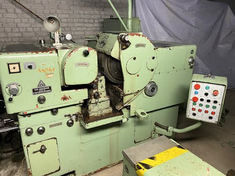 TOS BB10 Centerless Grinding Machine