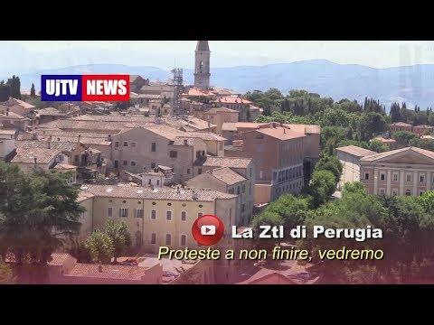 La Ztl a Perugia
