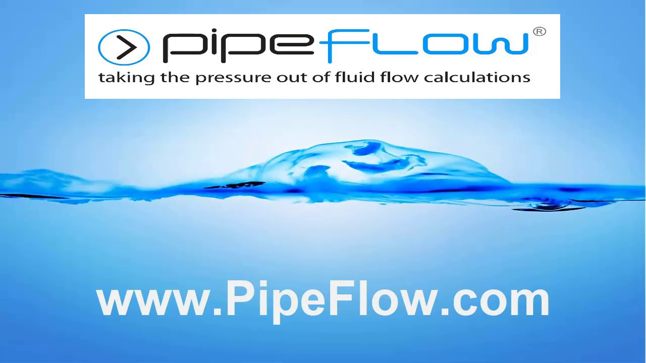 Pipe Flow Expert Software Technical Videos