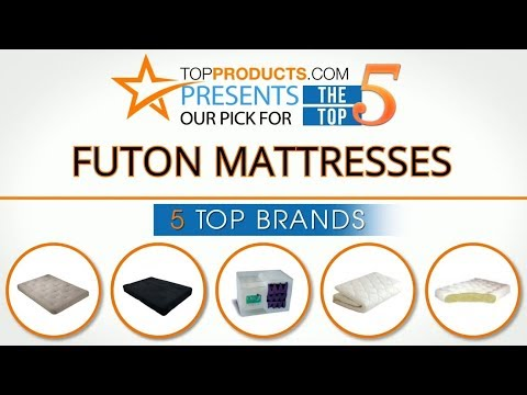Best Futon Mattress Reviews 2017 – How to Choose the Best Futon Mattress