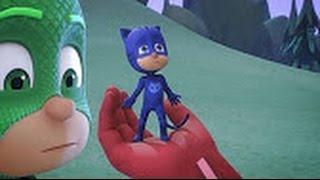 PJ Masks ❤️ full episodes 41 & 42 ❤️ Catboy Squared & Gekko's Super Gekko Sense