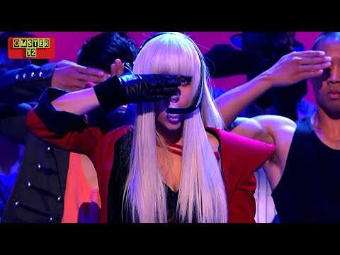 Lady Gaga Just Dance (Remastered) Live Tv Show Of Dance 2009 HD