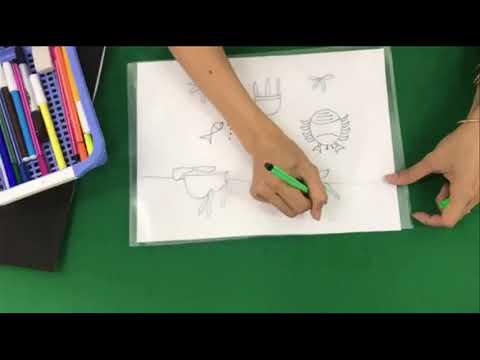 Hướng dẫn trẻ tự học tại nhà. Chủ đề: ĐAỊ DƯƠNG CỦA BÉ
