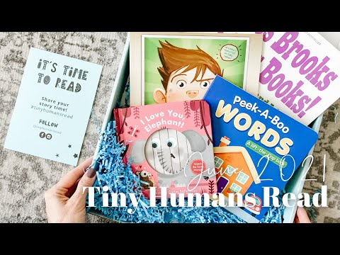 Tiny Humans Read Unboxing June 2021