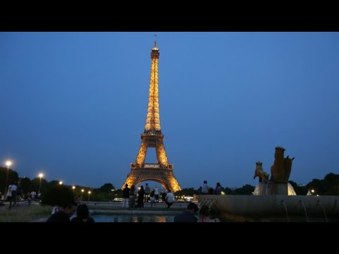 Paris's Eiffel Tower reopens after two-day strike