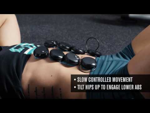 Working Out With Compex Abs