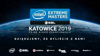 IEM Katowice 2019 - CIS/EU Minor | Dzień 4