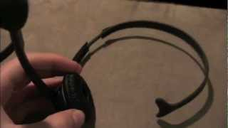 Plantronics M214C Headset Detailed Review