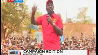 Campaign Edition : Jubilee in Makueni