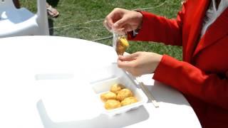 あかし玉子焼[兵庫県明石市]の食べ方