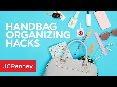 5d2cbd181 What s In Your Bag  Purse Organization Ideas and Hacks