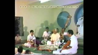 Madurai Somu 1984 Concert  Tiruvarur Vaidyanathan AMAZING ACCOMPANIMENT!!! 4 RARE VIDEOS FOUND!!!