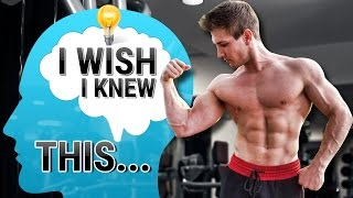 11 Things I Wish I Knew Before I Started Training   DON'T MAKE THESE WORKOUT MISTAKES!