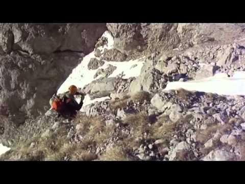 Vzpon Vrh nad Peski 14.12.2013