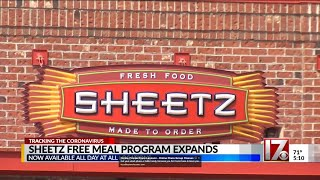 Sheetz Gas Station Offering Free Children's Meals At All 600 Locations