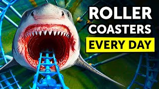 What Happens to Your Body If You Ride Roller Coasters Everyday