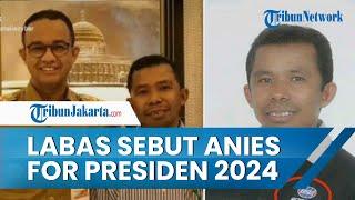 Laode Basir Deklarasikan Tagline Anies For Presiden 2024