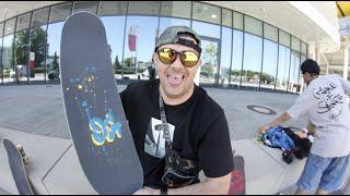Wir Skaten 9,0 inch Skateboard