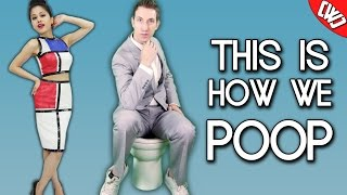 Katy Perry - THIS IS HOW WE DO Parody (This is How We POOP)