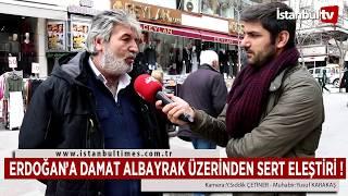VATANDAŞTAN AK PARTİ'YE GÖRÜLMEMİŞ TEPKİ!!! (İstanbul-Bağcılar)