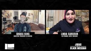 video thumbnail Shaka King + Linda Sarsour