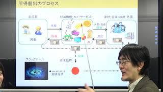 三橋TV 第3回 【消費増税で日本国民が貧乏になるカラクリ】